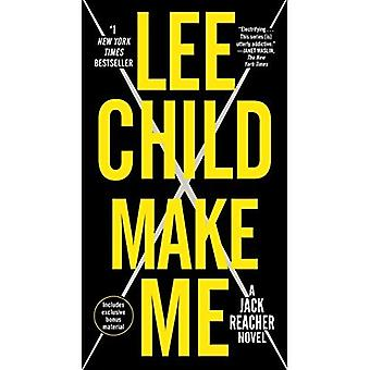 Make Me (with Bonus Short Story Small Wars): A Jack Reacher Novel (Jack Reacher Novels)
