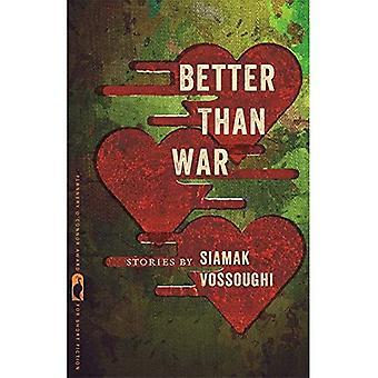 Mieux que la guerre (Flannery o ' Connor Award du meilleur court métrage de Fiction)