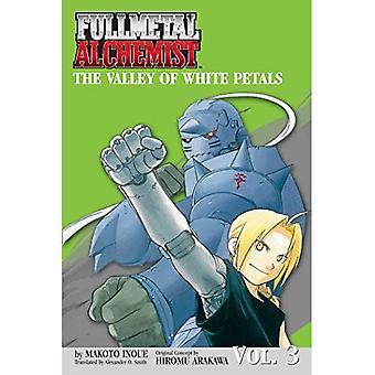 Fullmetal Alchemist: Volume 3, the Valley of White Petals (Fullmetal Alchemist)
