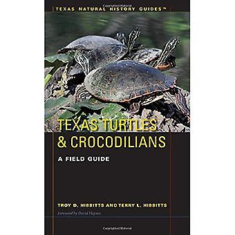 Texas-Schildkröten & Krokodile (Texas Natural History Guides)