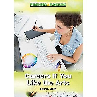 Careers If You Like the Arts (Finding a Career)