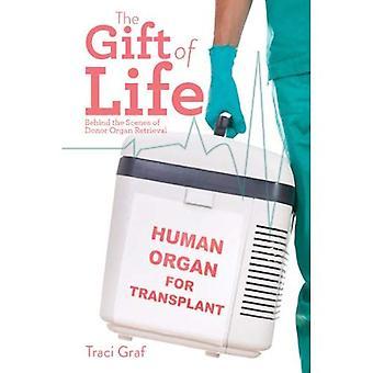 Livets gåva: bakom kulisserna på givaren orgel hämtning
