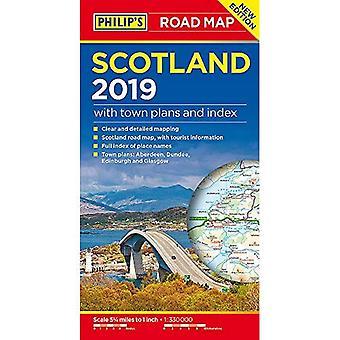 Philips Skottland vägkarta