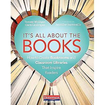 Si tratta di libri: come creare librerie di classe che ispirano i lettori e Bookrooms