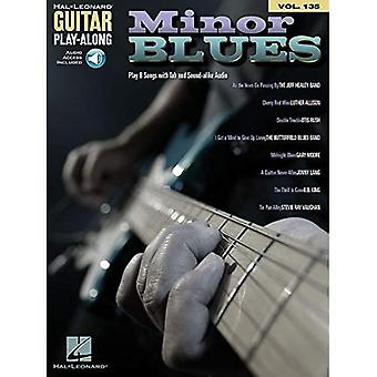 Minor Blues: Guitar Play-Along Volume 135
