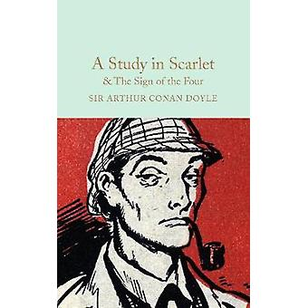 A Study in Scarlet  The Sign of the Four by Arthur Conan Doyle