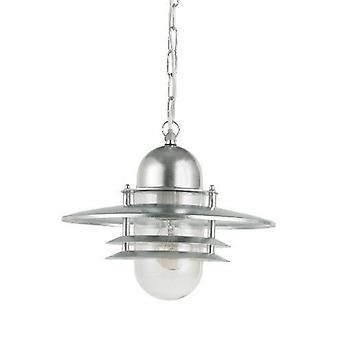 Selva hanglamp ketting 25cm - grijs