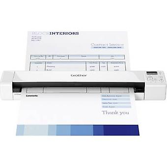 Brother DS-820W Portable document scanner A4 600 x 600 dpi 7 pages/min USB, Wi-Fi 802.11 b/g/n