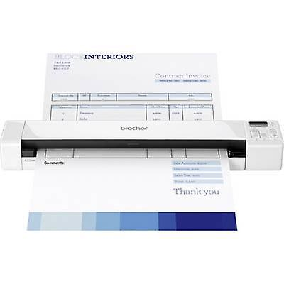 Brougeher DS-820W portable docuHommest scanner A4 600 x 600 dpi 7 pages min USB, Wi-Fi 802.11 b g n