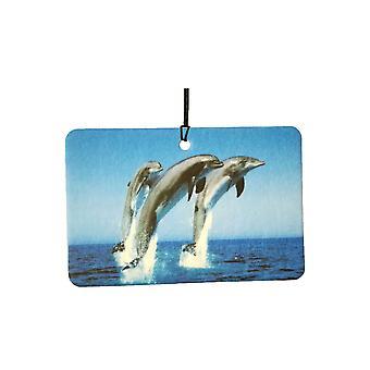 Springende delfiner bil luftfriskere