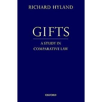 Presentes de um estudo de direito comparado por Hyland & Richard