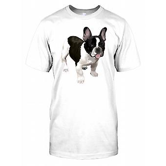 French Bulldog - Cool Pet Dog Mens T Shirt