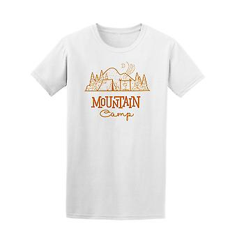 Mountain Camp Tee Men's -Image by Shutterstock