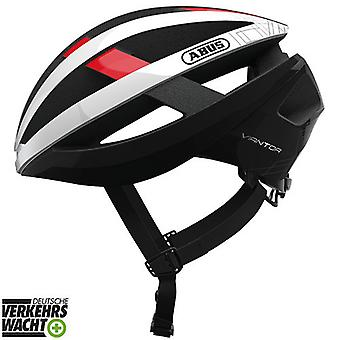 Abus Vian gate bicycle helmet / / red blaze