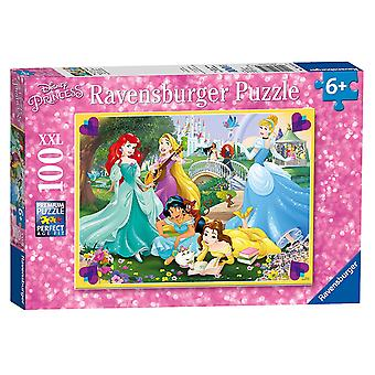 Puzzel van Ravensburger Disney Princess Xxl 100pcs
