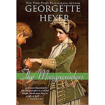 The Masqueraders by Georgette Heyer - 9781402219504 Book