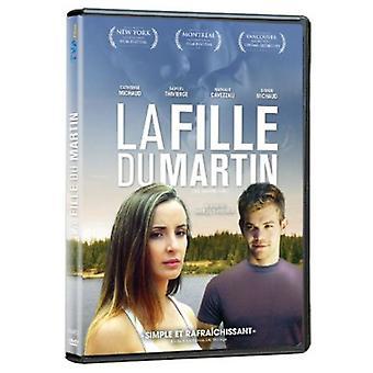 La Fille Du Martin (the Martin Girl) [DVD] USA import