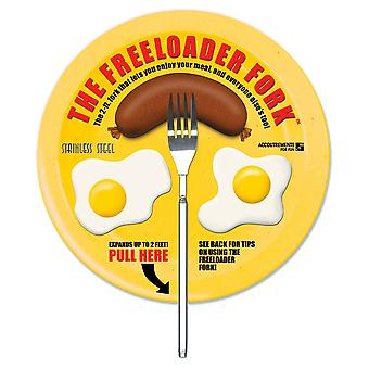 Archie McPhee Freeloader Fork