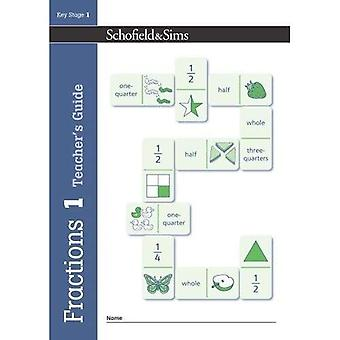 Fractions, Decimals and Percentages Book 1 Teacher's Guide (Year 1, Ages 5-6)