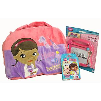 Doc Mcstuffins Travel Pack Bundle