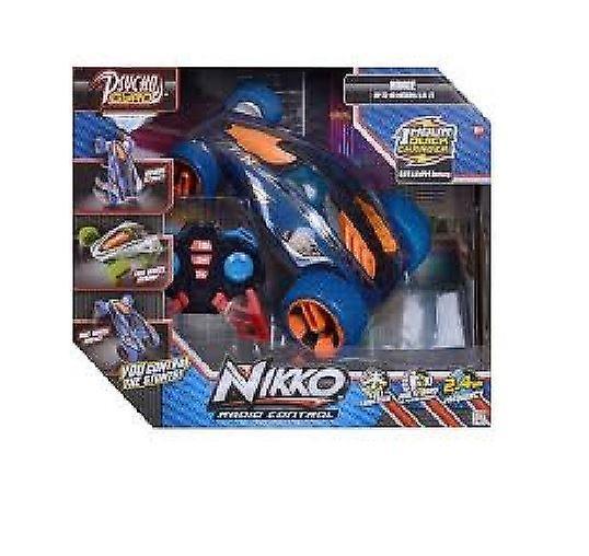 Nikko Psycho Gyro Pro bleu voiture