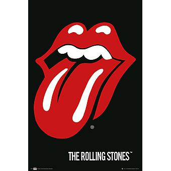The Rolling Stones Lips Maxi Poster 61x91.5cm