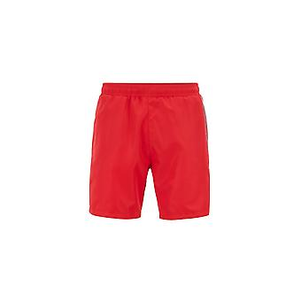 BOSS traje de baño Hugo Boss Dolphin Swim Shorts Rojo Brillante
