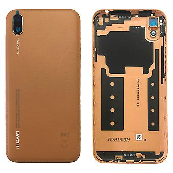 Huawei Battery Cover Battery Cover Brown for Y5 2019 97070WGL Repair New