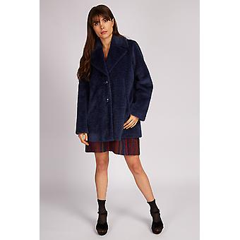 Louche Arin Coat Navy