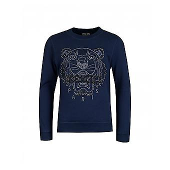 Kenzo Kids Kenzo Kids Beaded Iconic Tiger Sweat