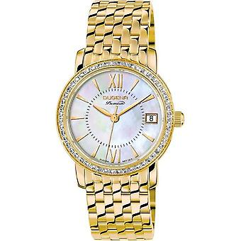 Dugena - Wristwatch - Women - Rondo Petit Stone - Traditional Classic - 7590157-1