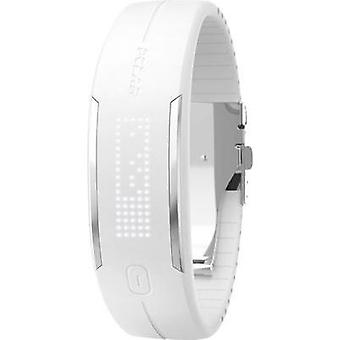 Fitness tracker Polar Loop2 størrelse (XS - XXL) = Uni White