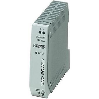 Phoenix Contact 2902998 DIN Rail Power Supply , 1-Phase