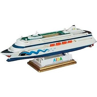 Revell 05805 Aida Watercraft montering kit 1: 1200