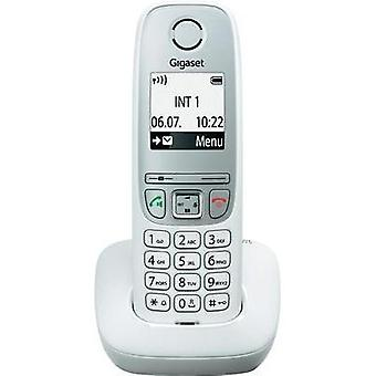 Cordless analogue Gigaset A415 weiß Hands-free White, Silver