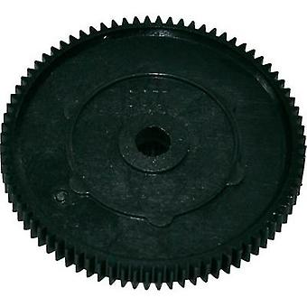 Spare part Team C T02119 80-teeth main cogwheel
