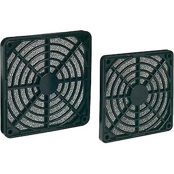 Akasa fan filter, black