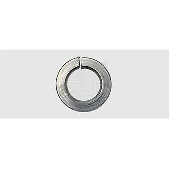 Split lock ring Inside diameter: 6.1 mm M6 DIN 127 Stainless steel A2 100 pc(s) SWG 447667