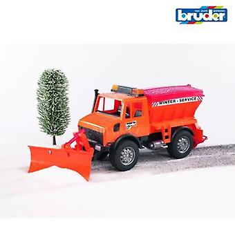 Bruder Unimog Snowplow (Toys , Vehicles And Tracks , Mini Vehicles , Trucks)