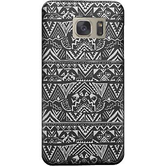 Pug cover til Galaxy S7 Tribal kant