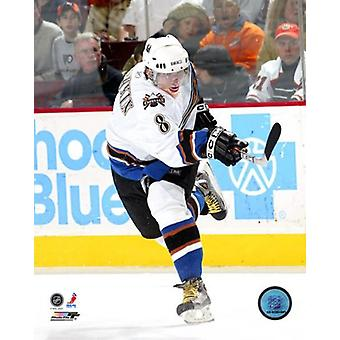 Alexander Ovechkin 2006-07 Action Photo Print