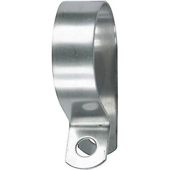 Fastener Screw fixing HellermannTyton 166-50611 AFCSS12-SS-ML 1 pc(s)