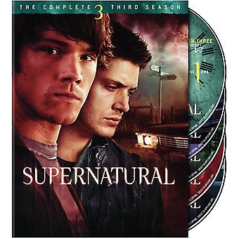 Supernatural - Supernatural: Season 3 [DVD] USA import