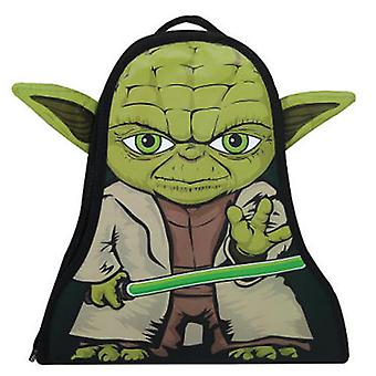 Lego Star Wars ™ Yoda backpack Zipbin (Toys , School Zone , Backpacks)