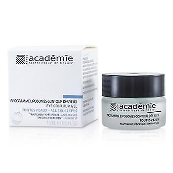 Academie Hypo-Sensible Eye Contour Gel (Puffiness) - 15ml/0.5oz
