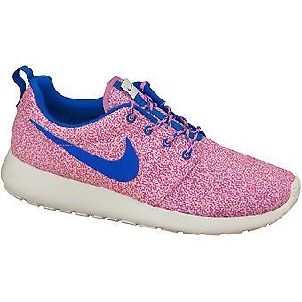 Nike Rosherun skrive ut Wmns 599432-137 kvinners joggesko