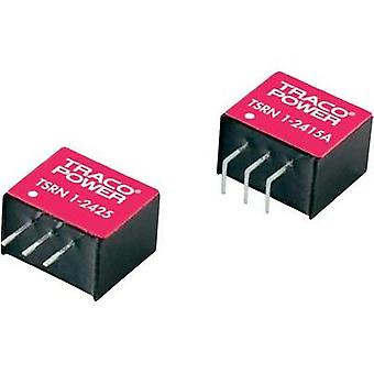 DC/DC converter (print) TracoPower 24 Vdc 1.5 Vdc 1 A No. of outputs: 1 x
