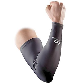 McDavid 9966 thermische compressie Arm Sleeves/mouwen - houtskool