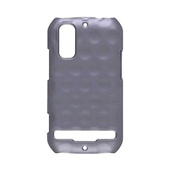 Wireless Solutions Color Click Case for Motorola Photon 4G - Dimples Gray