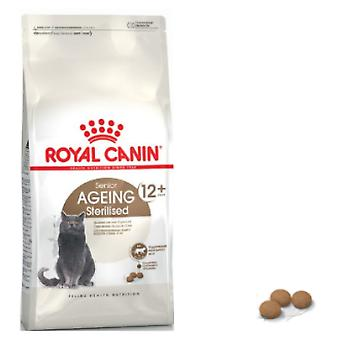Royal Canin Ageing Sterilised +12 (Cats , Cat Food , Dry Food)